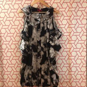 Vivienne Tam 100% silk floral dress size S